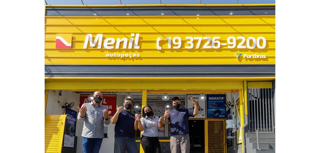 Inaugurada a segunda loja da Menil em Campinas